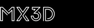 MX3D Logo Header