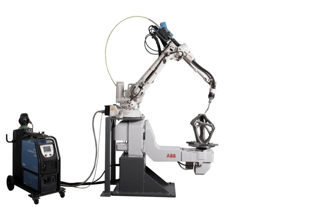 WAAM Robotic Setup